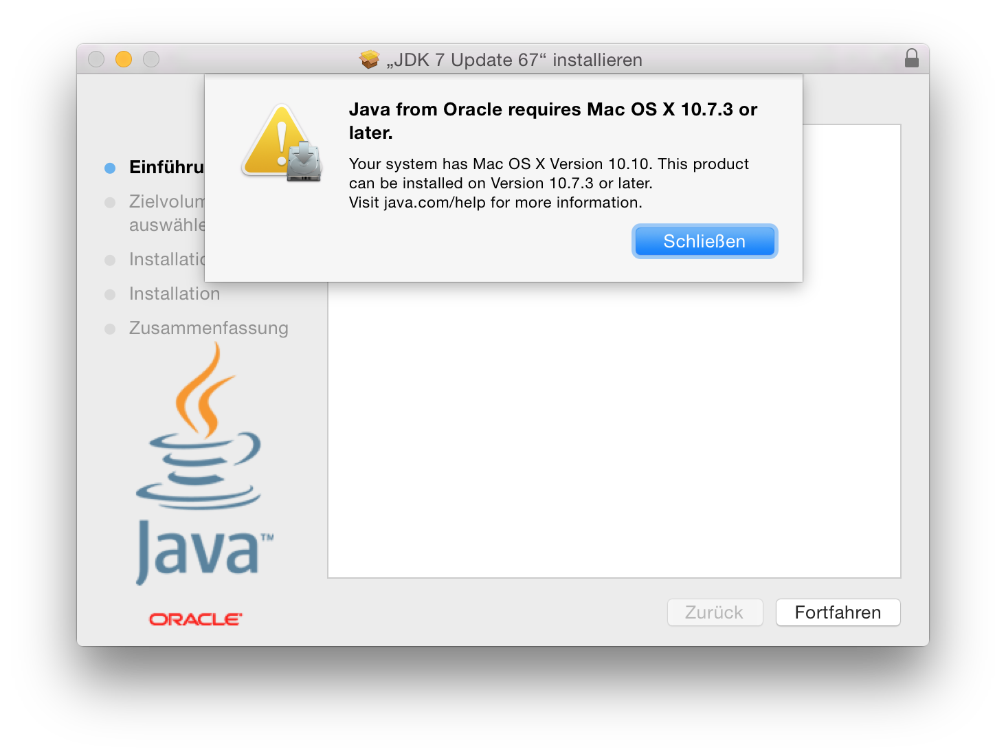 check jdk version mac
